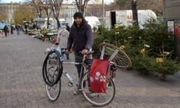 Les travailleurs à vélo: l'atelier mobile pour la réparation de vélos   RoBot cyclotourisme   Scoop.it