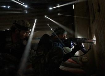 Une photographie de rebelles syriens reçoit le prix Pulitzer - Le Vif | Reportages photos | Scoop.it