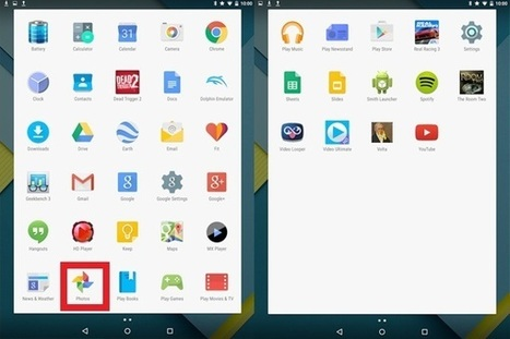 How To Use Photos App - Android Lollipop - Prime Inspiration   TechSci   Scoop.it