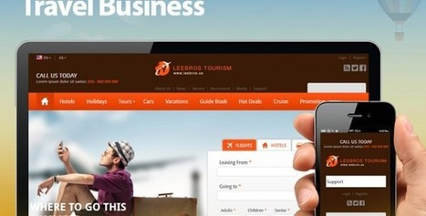 Are you looking for ready made custom travel website design? | Join Travel Affiliate Programs | Scoop.it