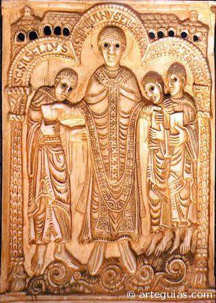 Monasterios románicos (ARTEGUIAS) | María-Ciencias Sociales | Scoop.it