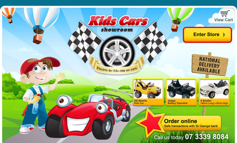 Remote Control and Battery Powered Riding Toys to Drive for Toddlers in Sydney | Ride on toys for toddlers | Scoop.it