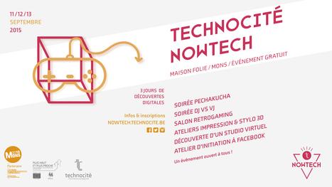 Technocité – NOWTech | Médias sociaux & Marketing digital | Scoop.it
