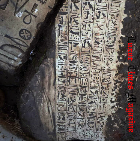 As a result of illicit dig, Thutmose III temple discovered | Egyptology and Archaeology | Scoop.it