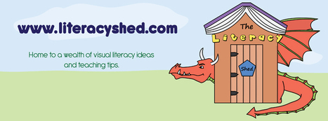 The Literacy Shed - Home | Book Week 2015 Books light up our world | Scoop.it