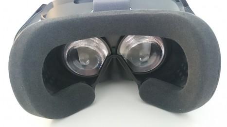 Nous avons testé le HTC Vive, masque de réalité virtuelle haute définition | Clic France | Scoop.it