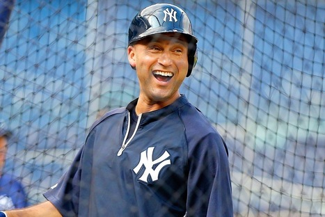Comedian: Jeter Stole My Girl at Club | Sports News | Scoop.it