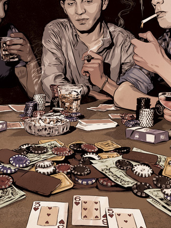 The Secret World of Hollywood Poker | On Hollywood Film Industry | Scoop.it