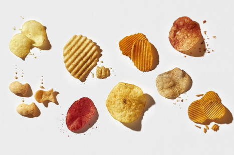 Unusual Potato Chip Flavors Around the World | Food for Foodies | Scoop.it