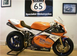 VisorDown | Desirable ex-race bikes on eBay | Ductalk | Scoop.it
