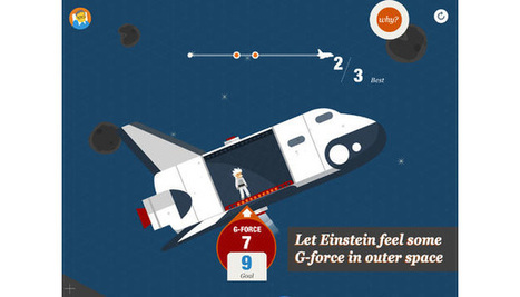 Stephen Hawking's first official app teaches the basics of the universe | Technology Resources - K-12 Schools | Scoop.it