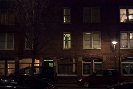 Amsterdam at night by Julie Hrudova | Urban Decay Photography | Scoop.it