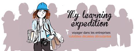 Une learning expedition, qu'est-ce que c'est? | Numérique & pédagogie | Scoop.it