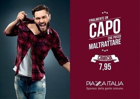 Presentata la nuova collezione del catalogo Piazza Italia inverno 2013-2014 - ◣ News Moda Uomo | Questione di Stile - Moda Uomo | Scoop.it