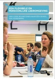 Een flexibele en persoonlijke leeromgeving | De integratie van ICT-e in het curriculum van de lerarenopleiding | Scoop.it