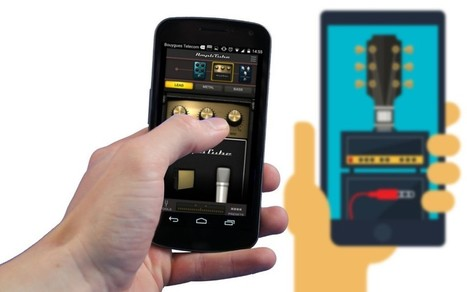 [Tutoriel] Comment transformer son appareil Android en multi-effets pour guitare | GuitarGeek | Scoop.it