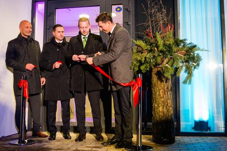 Cyberknife centro atidarymas Siguldoje - CyberKnife   Advokati   Scoop.it