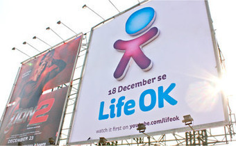 India Says Life's OK | Corporate Identity | Scoop.it