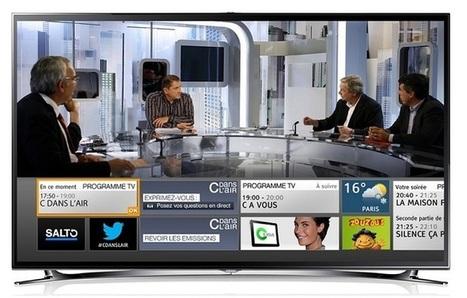 France Télévisions toujours plus connecté | evenementiel et digital, par EVENEMENT+ | Scoop.it