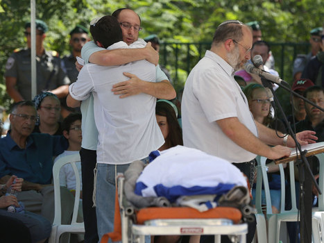 #Israeli teenagers' funeral: It is obscene when either side kills #children – not only #Palestinians | Mirada crítica | Scoop.it