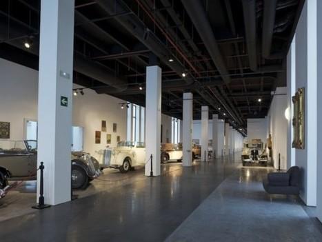 Musée Automobile de Malaga dates pour les fêtes   Automuseo   Musées du monde et actualités sur le numérique   Scoop.it