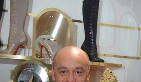 Louboutin: le chausseur en or se lance dans la cosmétique | Parfums et cosmétiques | Scoop.it