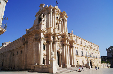 Sicily is the Key to Everything for Tony Verity | Voyages to Antiquity's ... | Visit Sicily | Scoop.it