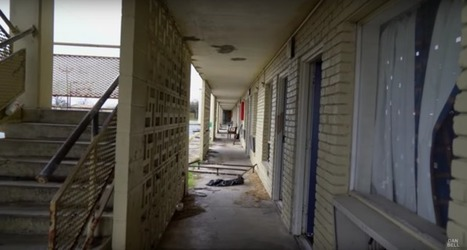 A Deadly Crime May Have Taken Place At This Abandoned Motel In The South | Modern Ruins | Scoop.it
