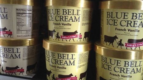 Blue Bell resumes selling ice cream after listeria recall   HealthcareToday   Scoop.it