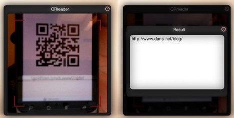 Desktop QR Code Reader   dansl   Códigos QR por Meli Sanchez   Scoop.it
