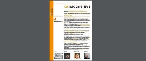 Revivez la remise du Bauhärepräis OAI 2016! | Le flux d'Infogreen.lu | Scoop.it