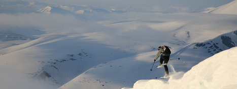 Sustainable ski-dogsled-kite adventure trips on Spitsberg | Telemark skiing | Scoop.it