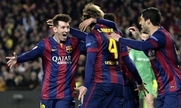 El clásico pendulum swings to Barça and Lionel Messi before Real Madrid clash - The Guardian   AC Affairs   Scoop.it