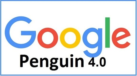 Google Penguin 4 ignore tous les backlinks spammy et ajuste les classements | Social Media Curation par Mon Habitat Web | Scoop.it