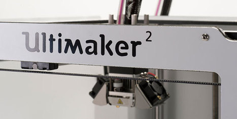 "Ultimaker publie en opensource les plans de sa Ultimaker 2 - Ze Small Factory | L'univers des ""makers"" et du DIY 