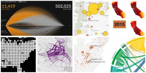Taking Data Visualization From Eye Candy to Efficiency | Geography Education | Scoop.it