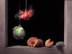 Ori Gersht's best photograph: a bullet hitting a pomegranate at 1,600 frames per second | Backstage Rituals | Scoop.it