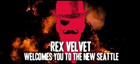 Real-Life Super-Villain Rex Velvet Terrorizes Seattle With Hilarious YouTube Video - ComicsAlliance | Comic Books | Scoop.it