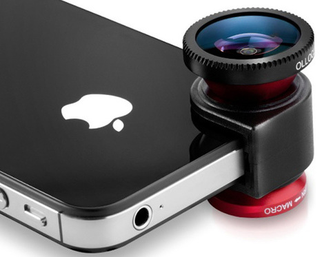 3 Great Mobile Phone Camera Lenses | Mobile Photography Tips | Scoop.it