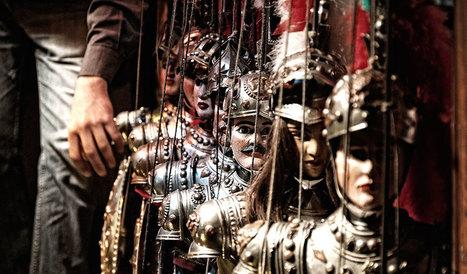 Sicilian Folk Stories: Opera dei Pupi, a timeless tale of chivalry   Italia Mia   Scoop.it