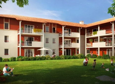 Nouveau programme immobilier neuf AMAÏSADIS à Saint-Martin-de-Seignanx - 40390   L'immobilier neuf du Sud des Landes   Scoop.it