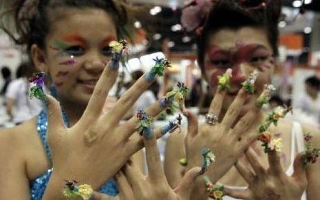 Premier Nail Art Festival au Royaume Uni   Educatel - Découvrez les formations à distance dans le domaine de la beauté   Scoop.it