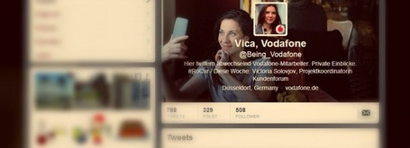 Unser Rotation Curation Twitter-Account | Vodafone case by @mgn #SoMeRWE | Networked learning | Scoop.it