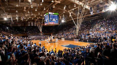 Duke Takes Next Level Approach to Basketball Data - GoDuke.com | SAP Big Data Media | Scoop.it