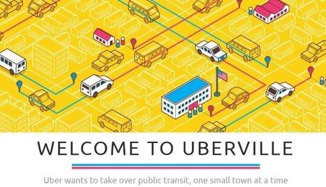 Uber, Airbnb... délégataires de services publics ? | Coopération, libre et innovation sociale ouverte | Scoop.it