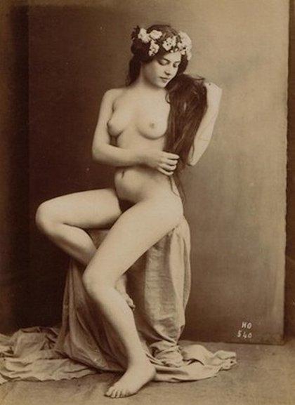 Tweet from @MySensualThough | vintage nudes | Scoop.it