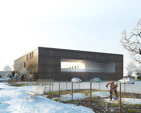 LAN architecture designs minimum security prison in nanterre - designboom | Architecture and Architectural Jobs | Scoop.it