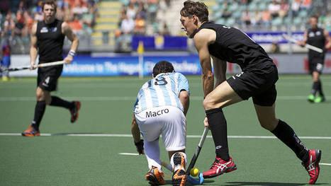 MEN Pool B: Peillat puts paid to Black Sticks with drag flick hat-trick | Hockey World Cup 2014 | Scoop.it