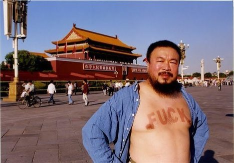 Ai Weiwei still battling on....but is his art a little... boring? | Cotemporary Art and Culture | Scoop.it