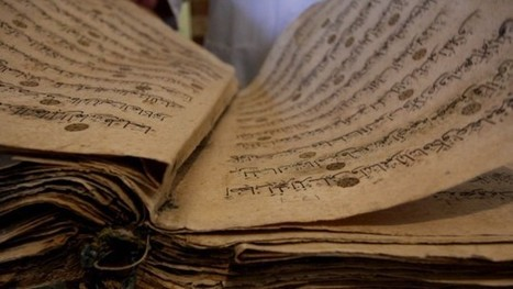 Quran fragments could predate Muhammad, UK researchers say | Think outside the Box | Scoop.it